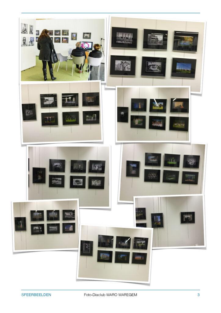 Sfeerbeelden Tentoonstelling 50 jaar WARO