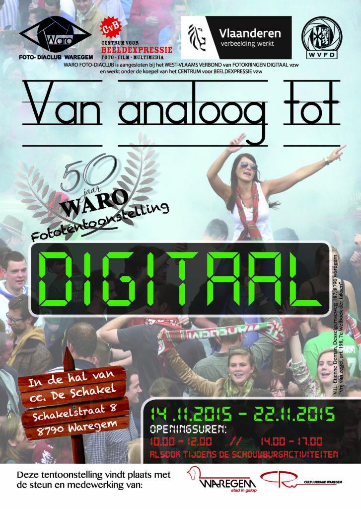 """""""Van Analoog tot Digitaal"""""""