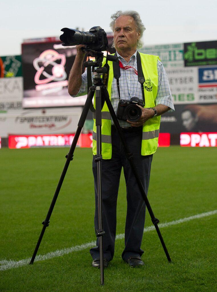 Etienne Deman - fotograf Waro Waregem